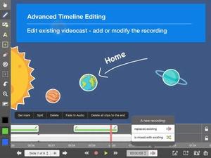 Screenshot Explain Everything ™ on iPad