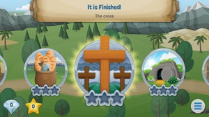Screenshot Bible for Kids on iPhone