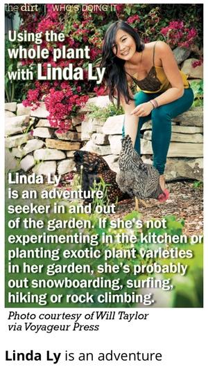 Screenshot The Dirt on Organic Gardening Magazine on iPhone