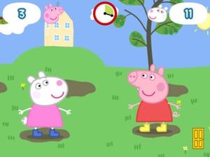 Screenshot Peppa Pig  on iPad