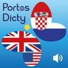 PortosDicty useful English Croatian phrases with native speaker audio