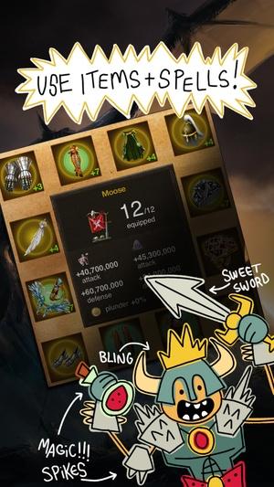 Screenshot Kingdoms at War on iPhone