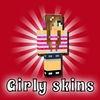 Girly skin for Minecraft PE FREE
