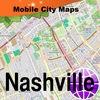 Nashville Street Map