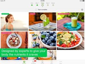 Screenshot 3 Day Cleanse on iPad