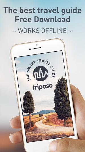 Screenshot Germany Travel Guide by Triposo featuring Berlin, Munich, Hamburg and more! on iPhone