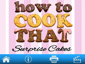 Screenshot Surprise Cakes on iPad
