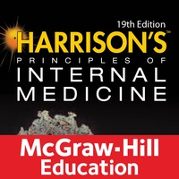 Harrison's Principles of Internal Medicine 19th Edition (Vol.1 & Vol.2)