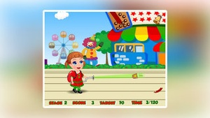 Screenshot Baby Seven Christmas Clean Up on iPhone