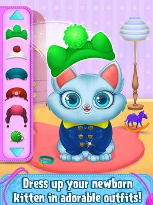 Screenshot My Newborn Kitty  on iPad