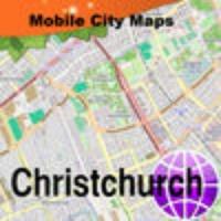 Christchurch Street Map