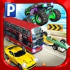 Ridiculous Parking Simulator a Real Crazy Multi Car Driving Racing Game
