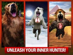 Screenshot Deer Hunter 2014 on iPad