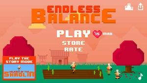 Screenshot Endless Balance on iPhone
