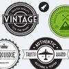 Vintage Stickers HD