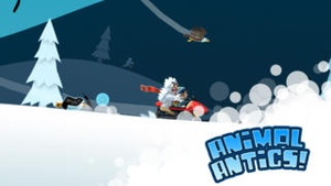 Screenshot Ski Safari on iPhone