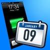 Lockscreen Calendar Events