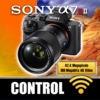 Control for Sony A7R MII