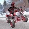 ATV Snow Racing