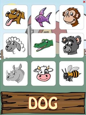 Screenshot I See Ewe on iPad