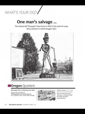 Screenshot 1859 Oregon's Magazine on iPad