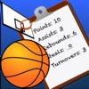 Basketball Stat Keeper