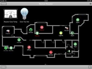 Screenshot IntegritiMobile on iPad
