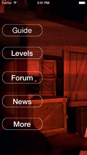 Screenshot Guide for Five Nights at Freddy's 3 on iPhone