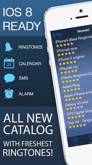 Screenshot Ringtones For iPhone iOS 8! on iPhone