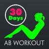 30 Days Ab Fitness Challenge