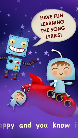 Screenshot Kids Song Machine FREE on iPhone