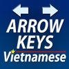 Arrow Keys Mail Vietnamese Keyboard