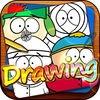 Drawing Desk South Park