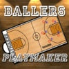 Ballers PlayMaker Basketball Clipboard