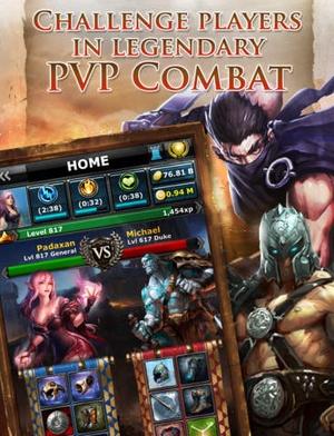 Screenshot Castle Age HD on iPad