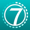 """7 Minute Workout """"Seven"""" with High Intensity Interval Training Challenge"""
