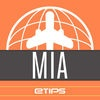 Miami Travel Guide with Offline City Street and Metro Maps