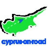 Cyprus on Road GPS Navigation