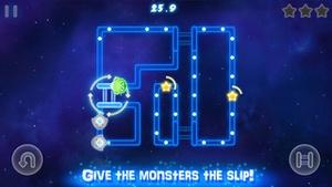 Screenshot Glow Monsters on iPhone