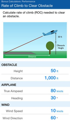 Screenshot Pilot Handbook on iPhone