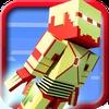 Block Iron Robot 3D (original)