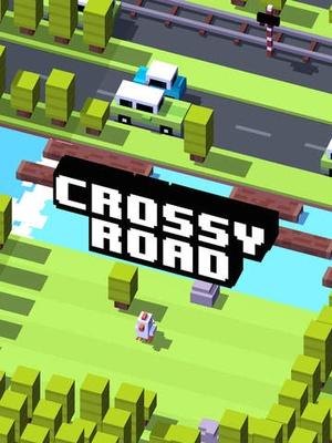 Screenshot Crossy Road - Endless Arcade Hopper on iPad