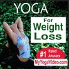 Yoga for Weight Loss by Laura Hawes