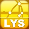 Lyon Transport Map