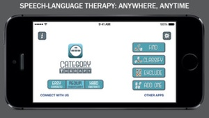 Screenshot Category Therapy on iPhone