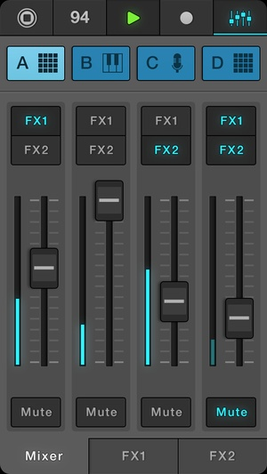 Screenshot iMaschine on iPhone