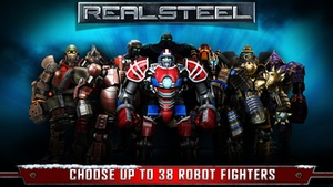 Screenshot Real Steel on iPhone