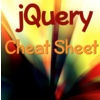 jQuery Cheat