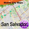 San Salvador Street Map