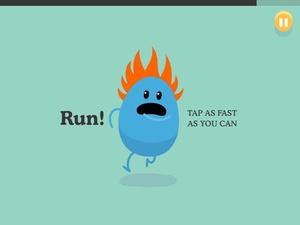 Screenshot Dumb Ways to Die on iPad